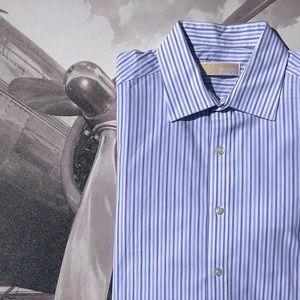 Michael Kors Multi Blue Shirt